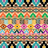 Aztec background Royalty Free Stock Image