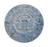 Aztec calendar Royalty Free Stock Photos