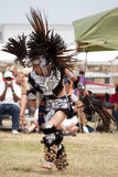 Aztec Dancer Royalty Free Stock Photo