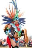 aztec dansare Royaltyfria Foton