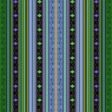 Aztec ethnic texture Royalty Free Stock Image