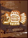 Aztec Fish Stock Photo