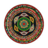 Aztec mandala Stock Photo