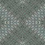 Aztec Navajo Pattern Background Royalty Free Stock Photo