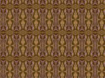 Aztec Pattern Stock Photography
