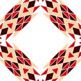 Aztec pattern Royalty Free Stock Image