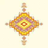 Aztec pattern. Stock Photos