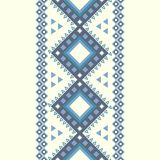 Aztec pattern. Royalty Free Stock Image