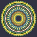 Aztec pattern Stock Image