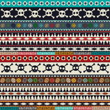 Aztec pattern Stock Photos