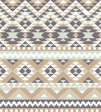 Aztec pattern Stock Image