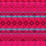 Aztec pattern Royalty Free Stock Photography