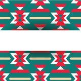 Aztec pattern Royalty Free Stock Photo