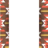 Aztec pattern Stock Photos