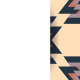 Aztec pattern Royalty Free Stock Photos