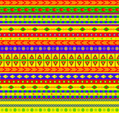 Aztec pattern Royalty Free Stock Image