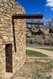 Aztec |Ruïnes royalty-vrije stock afbeeldingen