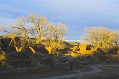 aztec ruin Zdjęcie Stock