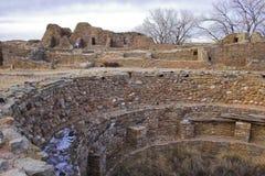 aztec ruin Obrazy Royalty Free