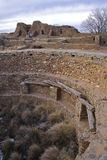 aztec ruin Fotografia Royalty Free