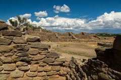 Aztec Ruins National Monument in New Mexico Stock Photo
