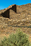 Aztec Ruins National Monument in New Mexico Royalty Free Stock Photos