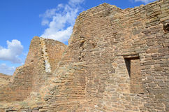 The Aztec Ruins National Monument Royalty Free Stock Photography