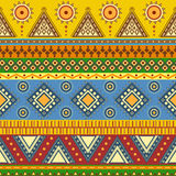 Aztec seamless pattern. Stock Images