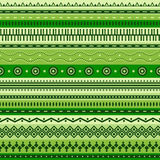 Aztec seamless pattern. Royalty Free Stock Photo