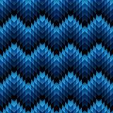 Aztec seamless pattern Royalty Free Stock Image