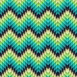 Aztec seamless pattern Royalty Free Stock Photography