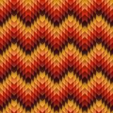 Aztec seamless pattern Stock Photos