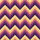 Aztec seamless pattern Stock Image