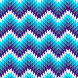 Aztec seamless pattern. Vector illustration Royalty Free Stock Images