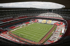 Aztec stadium Stock Photo