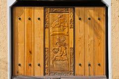 aztec stadsmexico motiv Royaltyfria Foton