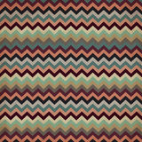 Aztec stripe pattern in pastel tints Stock Image