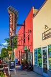Aztec Theater - Aztec, NM Royalty Free Stock Image