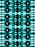 Aztec tribal mexican seamless pattern Stock Photo
