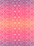 Aztec tribal mexican seamless pattern Stock Photography