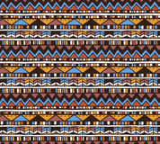 Aztec vector pattern. vector illustration