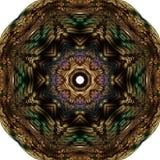 Aztec Wheel Stock Photography