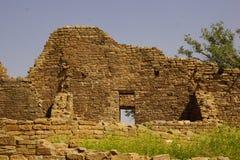 aztecen fördärvar arkivbilder