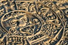 Azteco Fotografia Stock