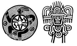 Aztecs Stock Photography