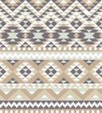 AZTEEKS patroon Stock Afbeelding