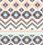 AZTEEKS patroon Stock Afbeeldingen