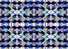 AZTEEKS patroon Stammen Ontwerp Royalty-vrije Stock Foto's