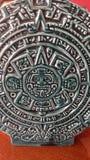 Azteekse likeur royalty-vrije stock afbeeldingen
