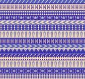Aztek zima Obrazy Royalty Free